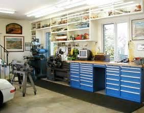 How To Design A Garage Workshop larry goddard s garage workshop garage and shed boston