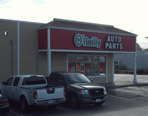 0 Reilly Auto by O Reilly Auto Parts In Eureka Ca 95503