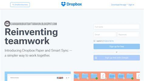 dropbox masuk cara upload file di dropbox serta membuat akun lewat pc