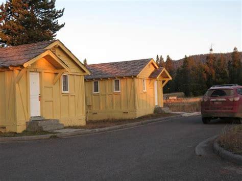Lake Yellowstone Cabins Review yellowstone lake lodge cabins picture of lake