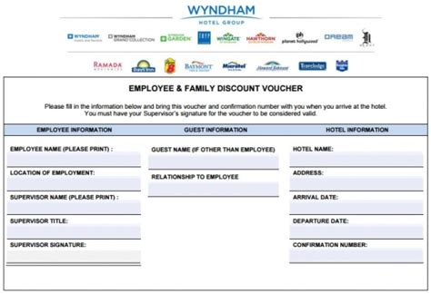 discount vouchers hotel com the search for wyndham friends and family rates and the