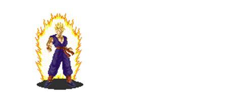 imagenes de goku moviendose gifs animados de dragon ball z gifs animados
