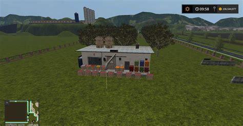 river of goods ls river po by vaszics v1 1 for ls 17 farming simulator