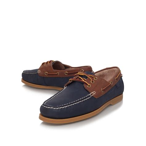 ralph shoes for lyst polo ralph bienne ii boat shoe in blue for