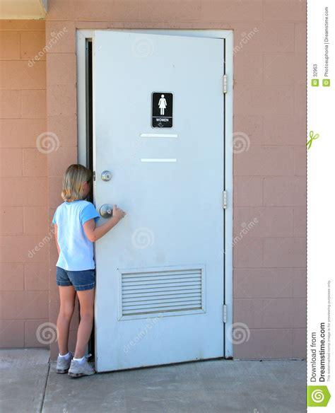 bathroom stall bj children public toilet stock photos image 32963
