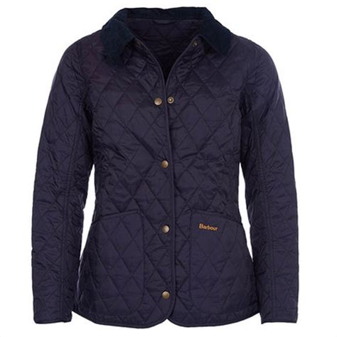 Quilted Coats by Barbour Annandale Quilted Jacket Linnell Countrywear
