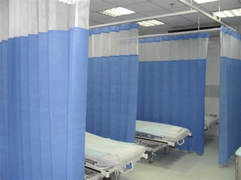 Hospital Privacy Curtains Contaminated Privacy Curtains Infection