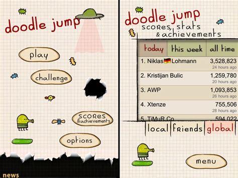 doodle jump ziel appstore review doodle jump junge technik de