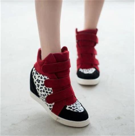 Wedges Fashion Import 1 zm51877a high neck shoe import 2016 fashion wedge