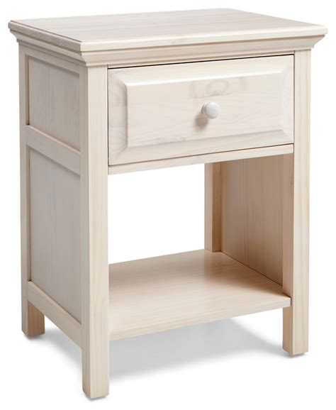 mantua cottage style nightstand transitional