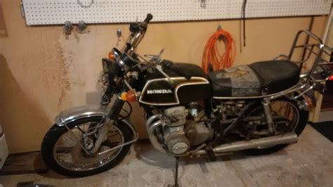 1973 honda cb350f build log page 2 adventure rider