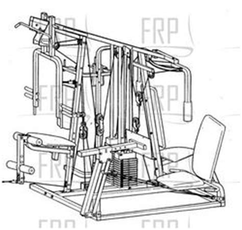 weider victory 527 vx5270 fitness and exercise