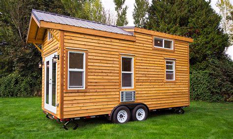 tiny house companies tiny house town the napa edition from mint tiny house company