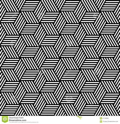pattern making in art and design seamless pattern in op art design stock photography