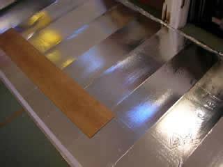 Laminate Floor Underlay   Laminate floor fitting