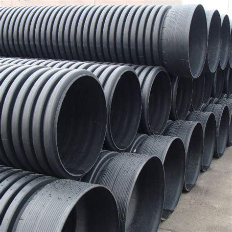 Drainage Pipe Hdpe Corrugated Plastic Drainage Pipe
