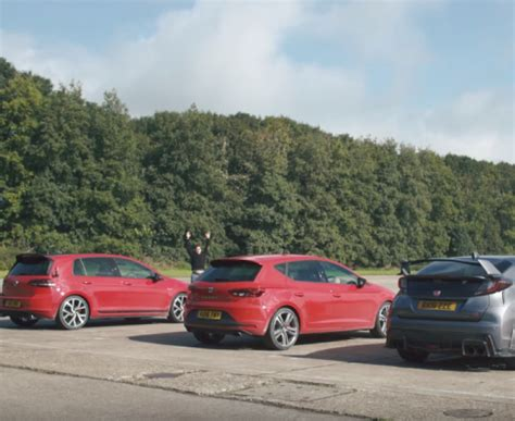 Karpet Custom Ss Honda Civic Premium Alumunium Heelpad drag race vw golf gti clubsport vs seat cupra 290 vs honda civic type r dpccars