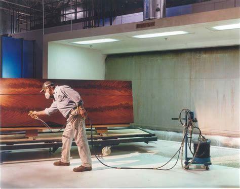 cabinet shop spray booth bernhard woodwork ltd