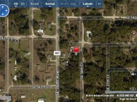 Marion County Florida Property Tax Records Marion County Florida 32 000 Lot For Sale