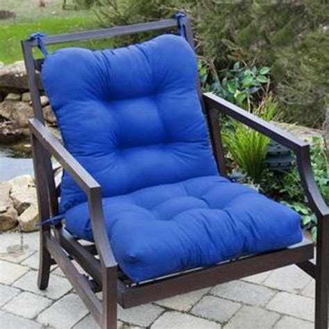 Blue Patio Chair Cushions 27 Fantastic Blue Patio Cushions Outdoor Furniture Pixelmari