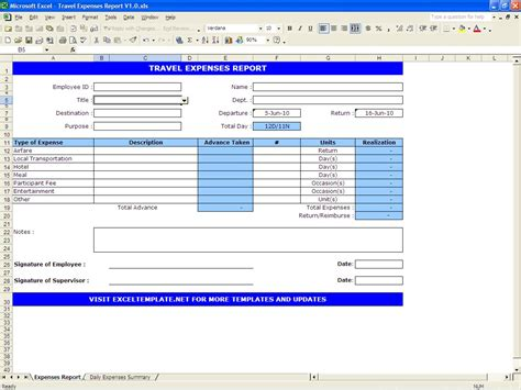 excel report template retirement expenses worksheet abitlikethis