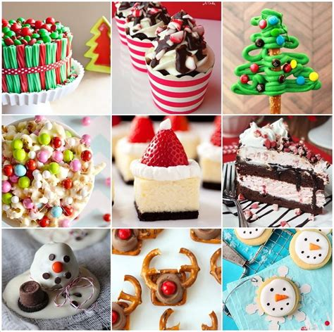 decorative christmas dessert recipes 40 desserts to decorate your table