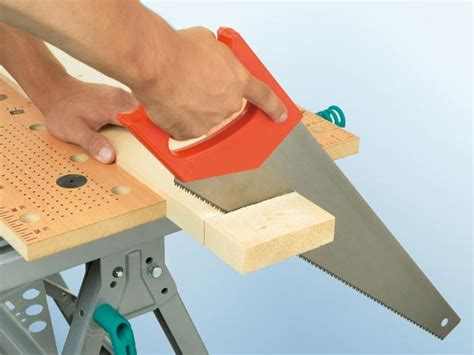 wood cutting bench saw how to cut wood with a hand saw how tos diy