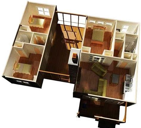 2 room dog house plans 3 bedroom dog trot house plan 92318mx 1st floor master suite cad available