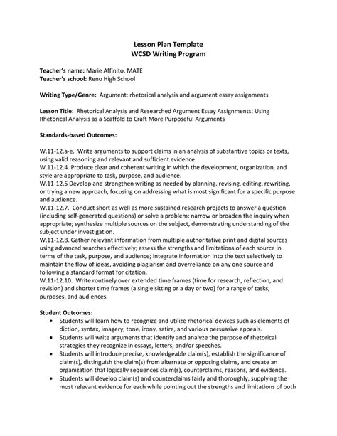 Rhetorical Analysis Essay How To by Rhetorical Analysis And Researched Argument Essay