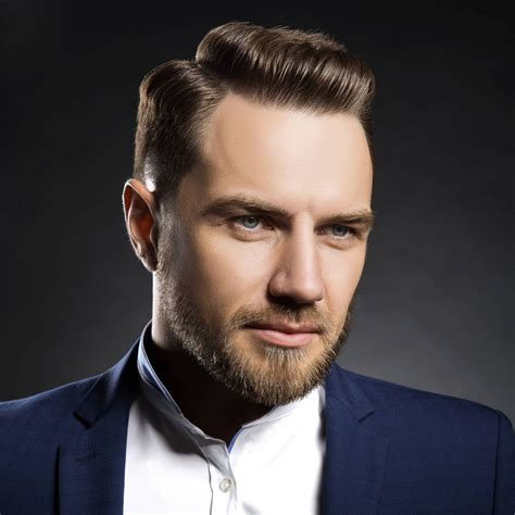 Hairstyles Classic by 30 Side Part Haircuts A Classic Style For Gentlemen