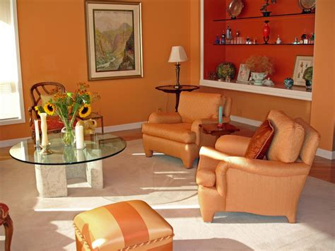 Chocolate And Orange Living Room by Brown And Orange Living Room Hd9h19 Tjihome
