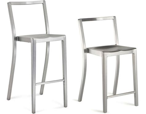 Emeco Philippe Starck Bar Stool by Emeco Icon Stool Hivemodern