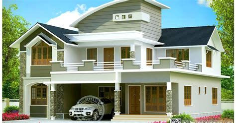 contemporary style kerala home design beautiful contemporary house design kerala kerala house