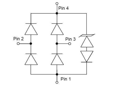 eft tvs diode sr3 3 railcl 174 low capacitance tvs diode array semtech