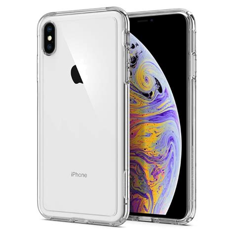 iphone xs max hybrid spigen