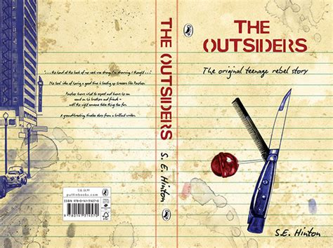a book report on the outsiders published