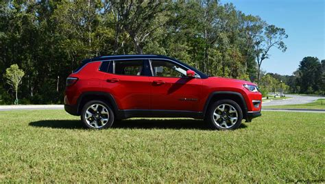 jeep compass sport 2017 2017 jeep compass 4x4 limited hd road test review