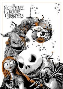 Try Not To Nightmares And Simon Made Of Wax by Mr Nightmare Before Print By Simon Delart
