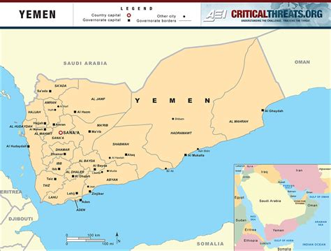 map of yemen al qaeda in yemen countering the threat from the arabian peninsula critical threats