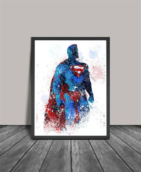 superman home decor best 25 superman artwork ideas on pinterest superheroes