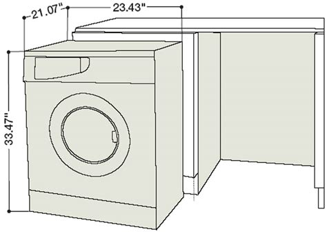 washer and dryer dimensions washer dryers standard washer dryer dimensions