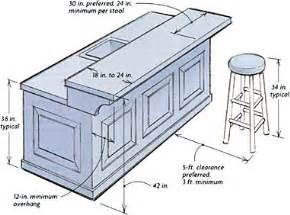 Kitchen Island Seating Height » Home Design 2017
