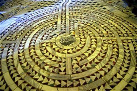 lade a pavimento g 233 om 233 trie cosmique labyrinthe