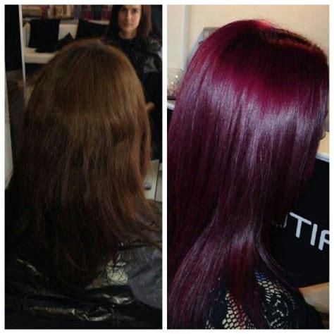 koleston maroon hair color wella burgundy hair color in 2016 amazing photo