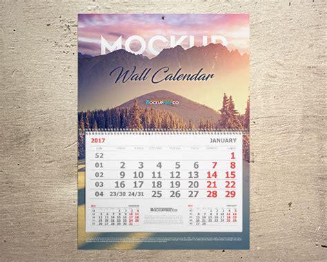 table desk tent wall calendar mockup psd files
