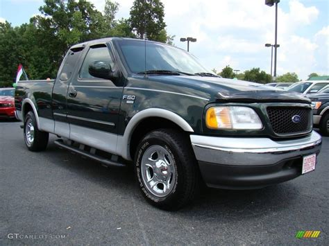 Ford F150 2003 by 2003 Highland Green Metallic Ford F150 Lariat