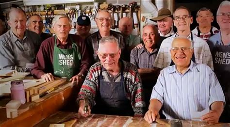 Australian Mens Shed by May 2013