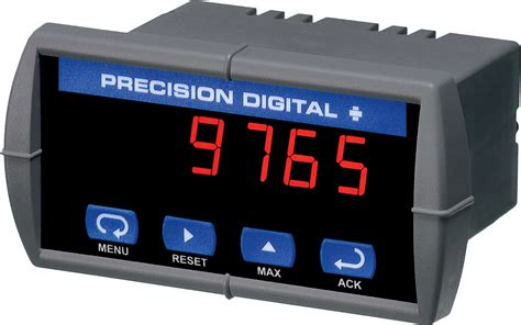 trident precision trident digital panel meters from precision digital