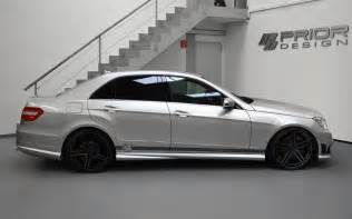 prior design kit for mercedes e class car tuning