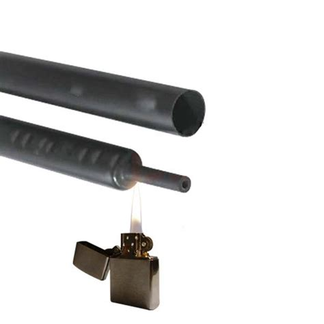 Hair Dryer Heat Shrink Tubing 2mm 3mm 4mm 5mm khxc 1m insulation heat shrink tubing